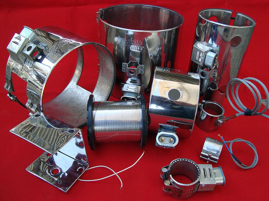 Ανοξείδωτες αντιστάσεις όλων των τύπων ειδικες κατασκευες